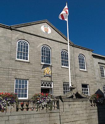Guernsey parliament